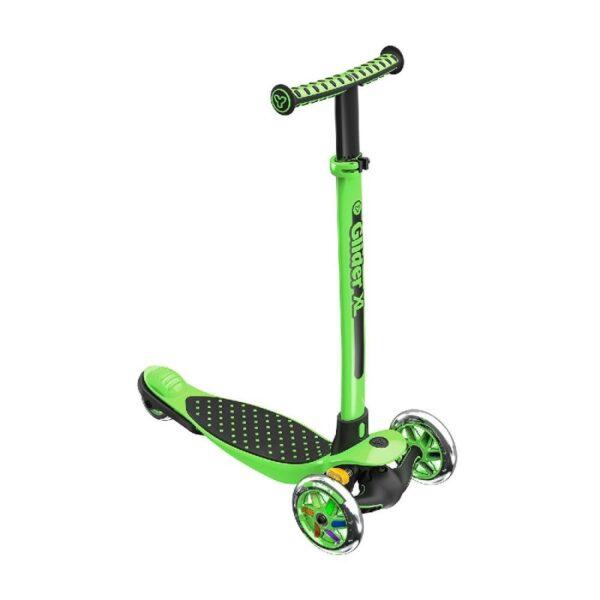 Πατίνι Y Glider XL 18 - Πράσινο [53.100888]