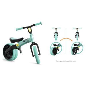 Ποδήλατο ισορροπίας Yvelo Jr Green 2018 [53.101048]