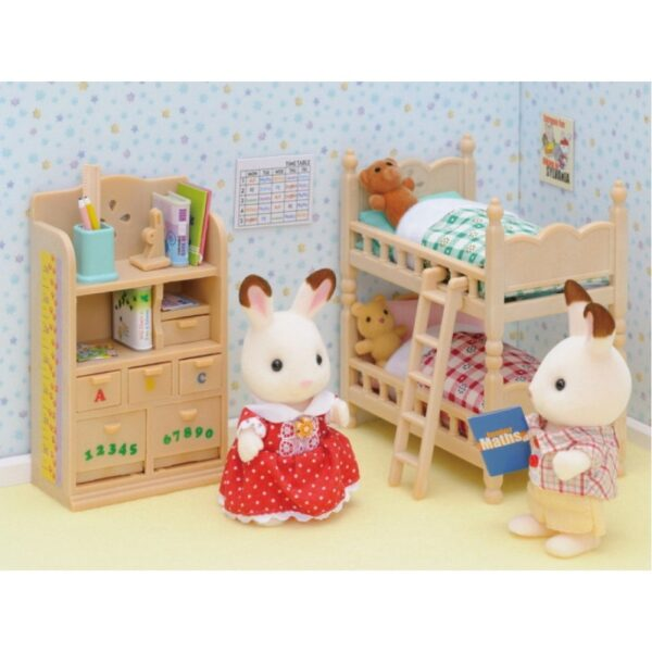 Sylvanian Families - Έπιπλα για παιδικό δωμάτιο [030309]