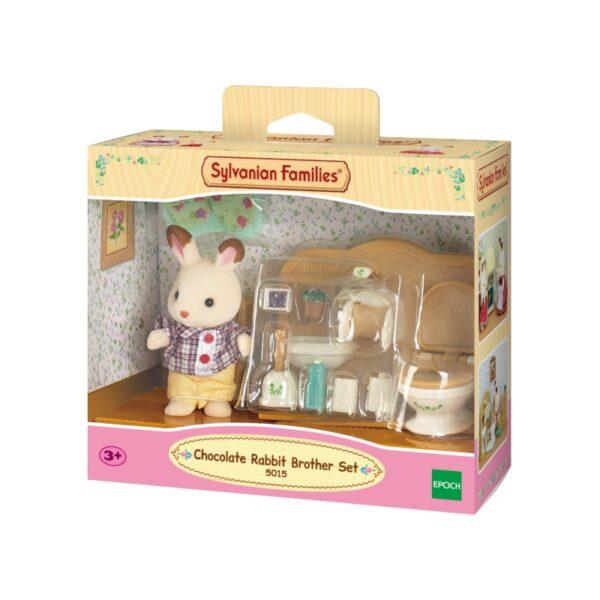 Σετ Chocolate Rabbit αγοράκι & σετ μπάνιου [5015]