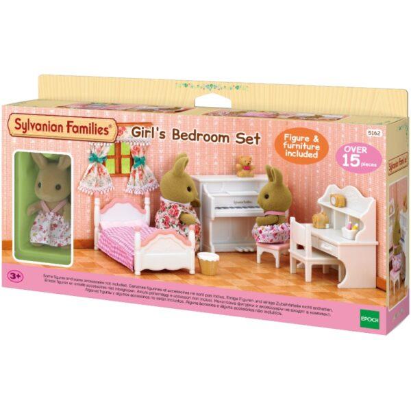 Girls Bedroom Set [5162]