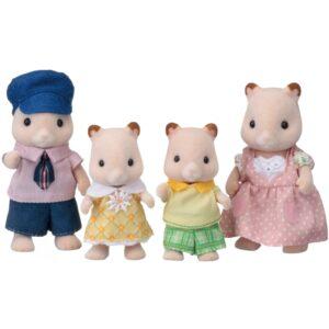 Sylvanian Families - οικογένεια Hamster [5121]