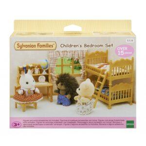 Sylvanian Families - σετ παιδικού δωματίου [5338]