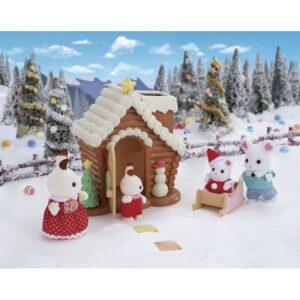 Sylvanian Families - Gingerbread Playhouse [5390]