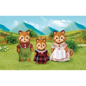 Οικογένεια Red Panda [5215]