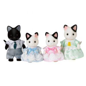 Οικογένεια Tuxedo Cat [5181]